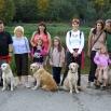 Setkání se štěňaty 23.9.2007